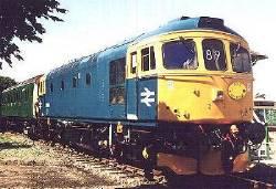 33063 on the rear of 1030 Eythorne - Shep., Sun.15/7/01, photo D.Robinson