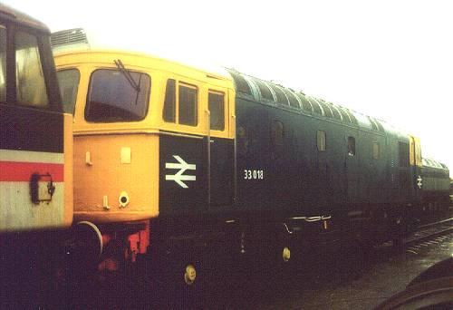 33018 Railway Age, Crewe, 28/10/00 - D.Robinson