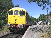 33065 stands at High Rocks with an afternoon service to Groombridge, 7th Aug.