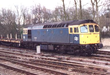 33065 at Crowborough  3/89